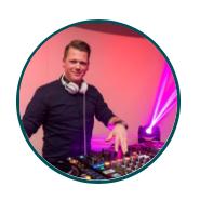 DJ Erik allround dj