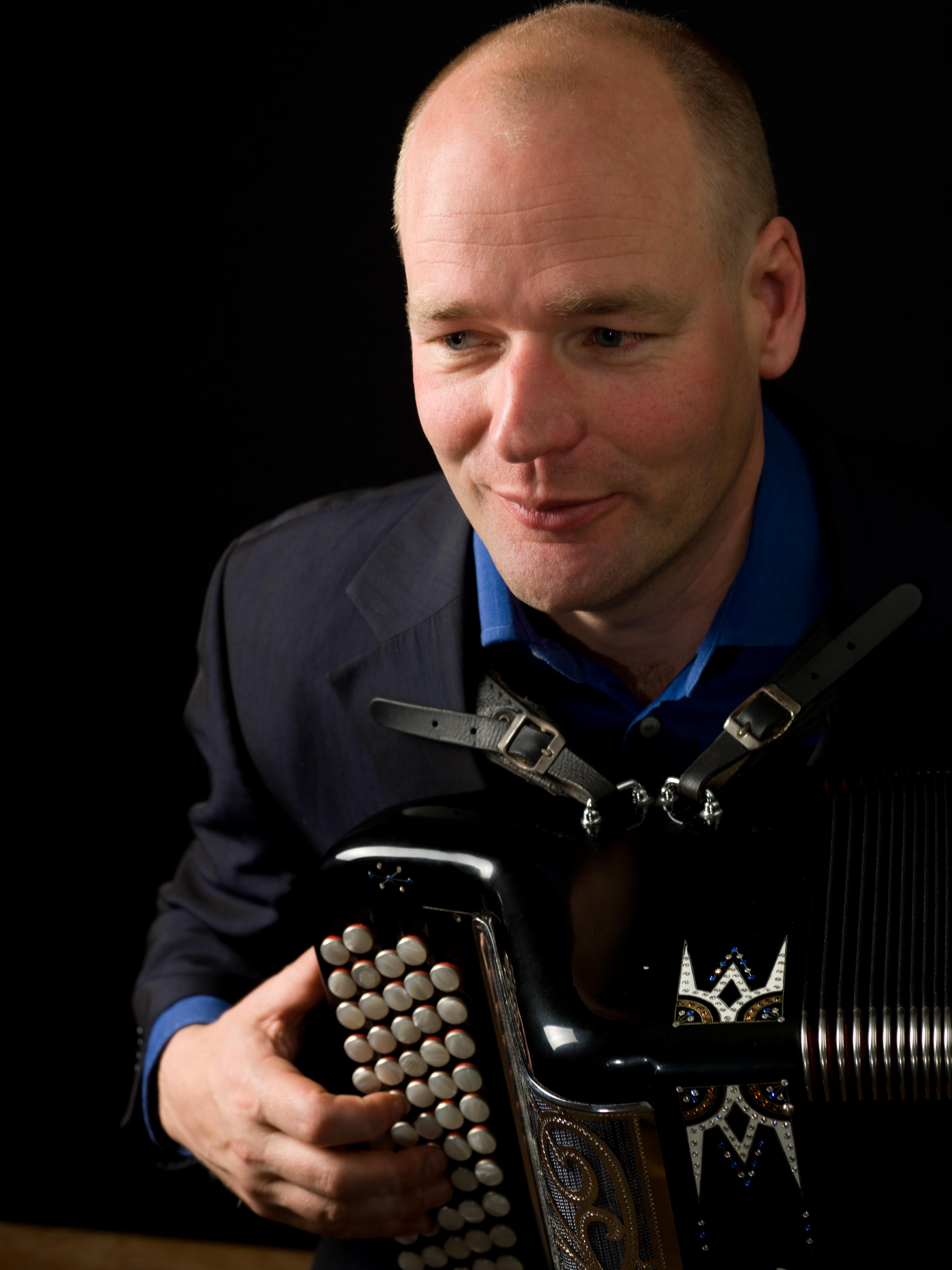 Bandoneonist accordeonist Gert Wantenaar – artist en planning