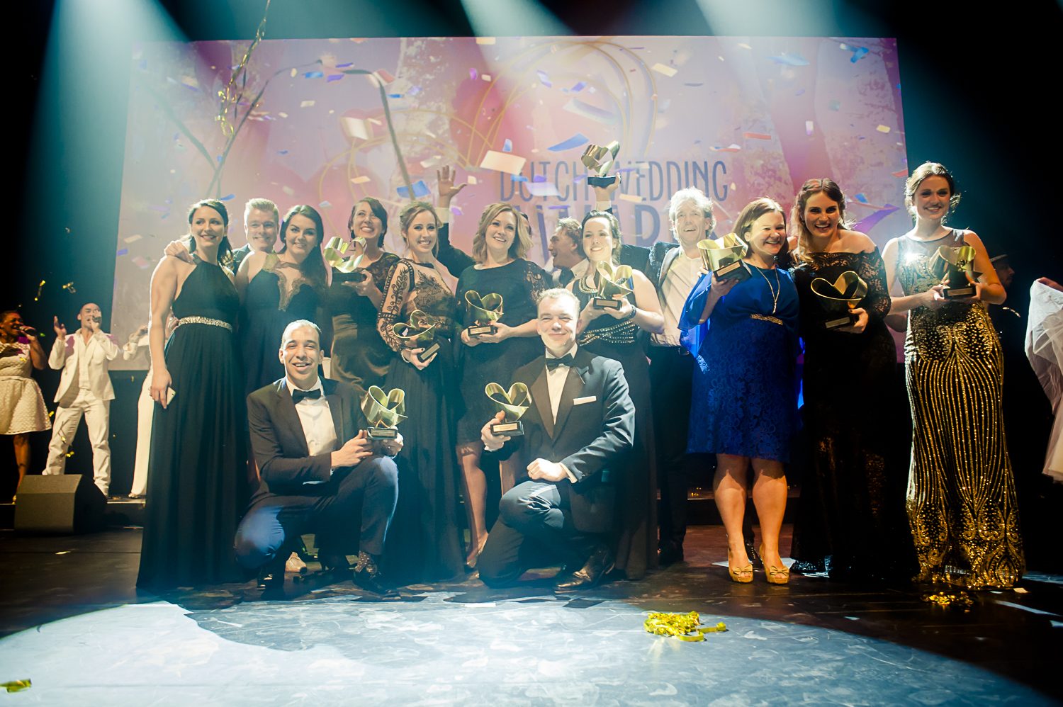 entertainment Dutch Wedding awards 2017