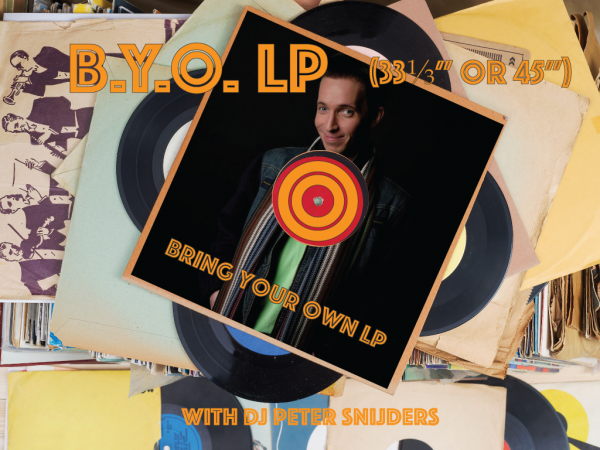 DJ BYO LP (Bring Your Own LP)