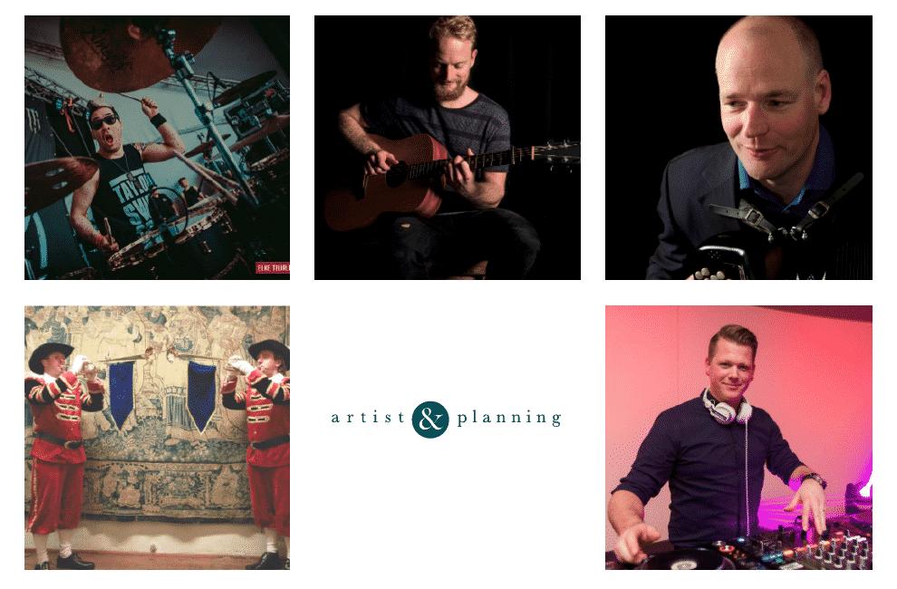 Er zijn weer nieuwe artiesten en acts toegevoegd aan onze website!